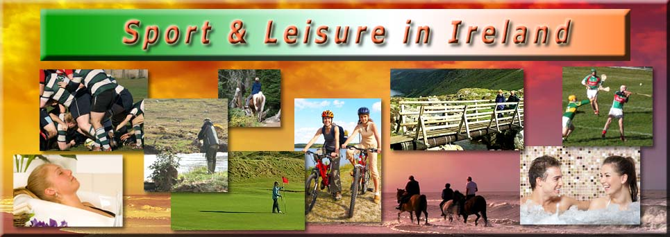 Sport and leisure activities in Ireland