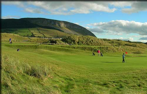 Golf in Ireland - A selection of golf courses around Ireland