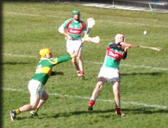 County Mayo v County Kerry in hurling 2010