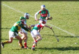 Kerry and Mayo inter-county hurling 2010